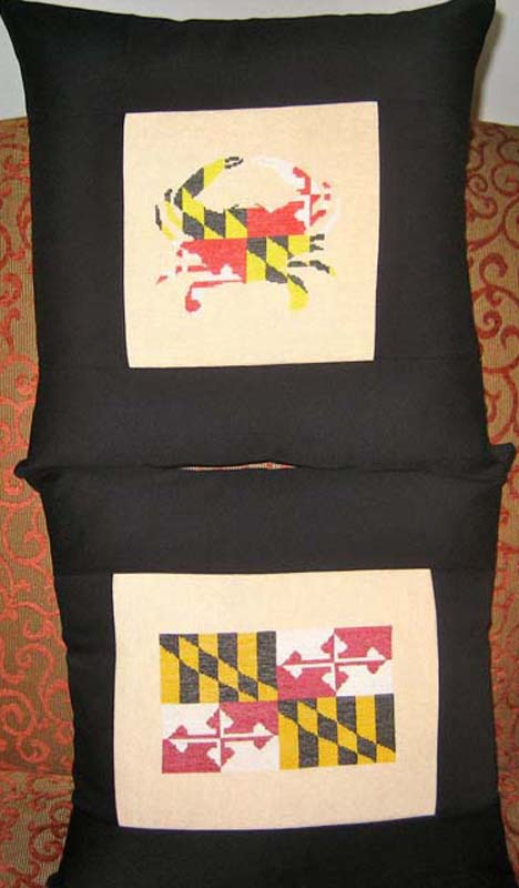 Maryland Flag Crab